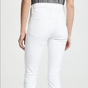 Madewell Jeans - EUC 10-Inch Button High Waist Crop Skinny